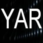 Logo da emissora Yar FM