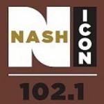 Logo da emissora Radio WZAT 102.1 FM