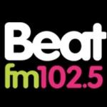Logo da emissora Beat 102.5 FM