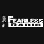 Logo da emissora Radio Fearless