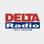 Logo da emissora Delta 101.7 FM