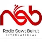Logo da emissora Sawt Beirut FM
