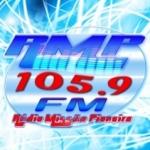 Logo da emissora Radio RMP 105.9 FM