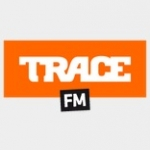 Logo da emissora Radio Trace 104.3 FM