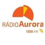 Logo da emissora R�dio Aurora 1350 AM