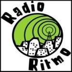 Logo da emissora Radio Ritmo 99 FM