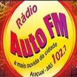 Logo da emissora R�dio Auto 102.7 FM