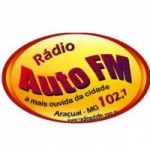 Logo da emissora Rádio Auto 102.7 FM