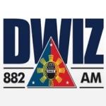 Logo da emissora Radio DWIZ 882 AM