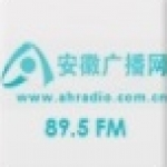 Logo da emissora Ah Radio 89.5 FM