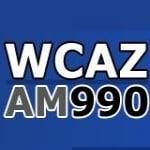 Logo da emissora WCAZ 990 AM Free Live Sports