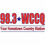 Logo da emissora Radio WCCQ 98.3 FM