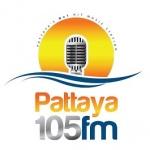 Logo da emissora PCN FM 105 FM