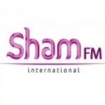 Logo da emissora Sham 92.3 FM
