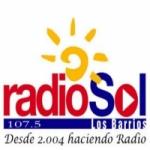 Logo da emissora Radio Sol Los Barrios 107.5 FM