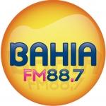 Logo da emissora R�dio Bahia 88.7 FM