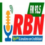 Logo da emissora Rádio Bahia Nordeste 93.5 FM
