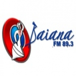 Logo da emissora R�dio Baiana 89.3 FM
