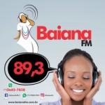 Logo da emissora Rádio Baiana 89.3 FM