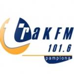 Logo da emissora Radio Track 101.6 FM
