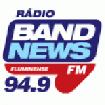 Logo da emissora Rádio BandNews 94.9 FM