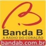 Logo da emissora R�dio Banda B 550 AM