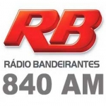 Rádio Bandeirantes SP AM 840 FM 90.9
