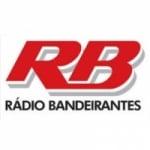 Logo da emissora Rádio Bandeirantes AM SP 840