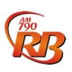 Logo da emissora R�dio Barreiras 790 AM