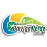 Logo da emissora R�dio Barriga Verde 1380 AM