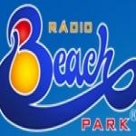 Logo da emissora R�dio Beach Park 92.9 FM