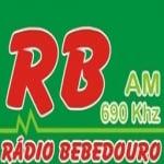 Logo da emissora R�dio Bebedouro 690 AM