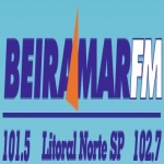Logo da emissora Rádio Beira Mar 101.5 FM