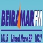 Logo da emissora R�dio Beira Mar 102.7 FM