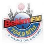Logo da emissora R�dio Bel�m 104.9 FM