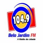 Logo da emissora R�dio Belo Jardim 104.9 FM