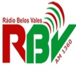 Logo da emissora R�dio Belos Vales 1360 AM