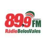 Logo da emissora R�dio Belos Vales 89.9 FM