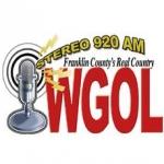 Logo da emissora WGOL 920 AM