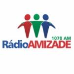 Logo da emissora Rádio Amizade 1070 AM