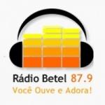 Logo da emissora R�dio Betel 87.9 FM