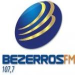 Logo da emissora R�dio Bezerros 107.7 FM