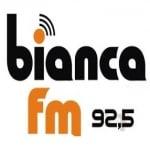 Logo da emissora R�dio Bianca 92.5 FM