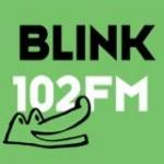 Logo da emissora R�dio Blink 102 FM