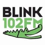 Logo da emissora Rádio Blink 102 FM
