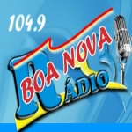 Logo da emissora R�dio Boa Nova 104.9 FM