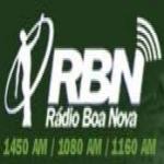 Logo da emissora Rede Boa Nova 1450 AM