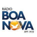 Logo da emissora R�dio Boa Nova 1410 AM
