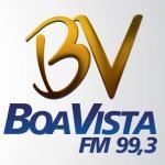 Logo da emissora R�dio Boa Vista 99.3 FM