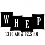 Logo da emissora WHEP 1310 AM Baldwin